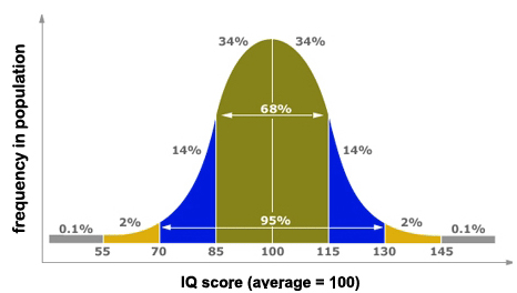 What Is An IQ Score? What Is A High IQ? What is My IQ?