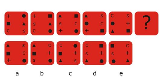 Matrix IQ Brain Teasers