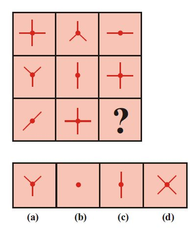 Matrix IQ Brain Teasers