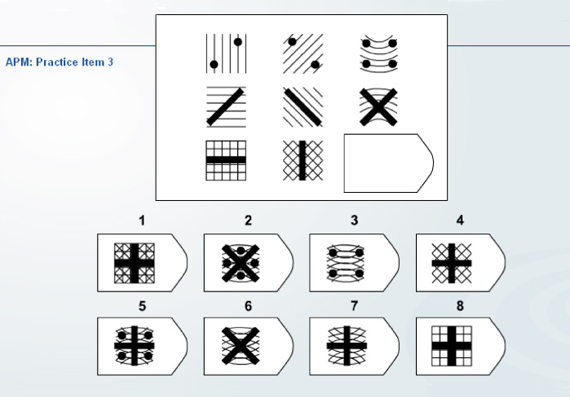 Tips for Matrices IQ Tests